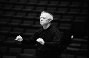 Bernhard Haitink in der Royal Albert Hall, 1992