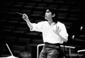 Kent Nagano dirigiert in der Berliner Philharmonie